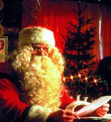 Św. Mikołaj w Domu Polskim w Edmonton